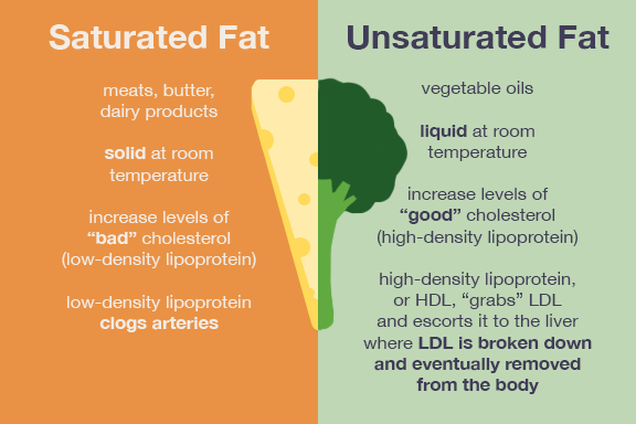 a research on the effects of saturated fats on the human body Grouping of evidence by research question   22  other roles of fats and lipids in the body   monounsaturated fats intakes in the uk   average daily intake of saturated fats among adults   direction and size of effect and statistical significance • results of.