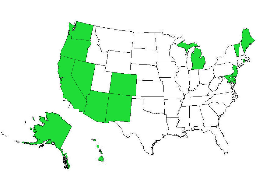 Medical Marijuana Policy In The United States Hopes Huntington S