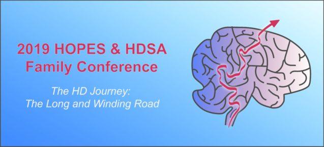 2019 HOPES & HDSA Family Conference