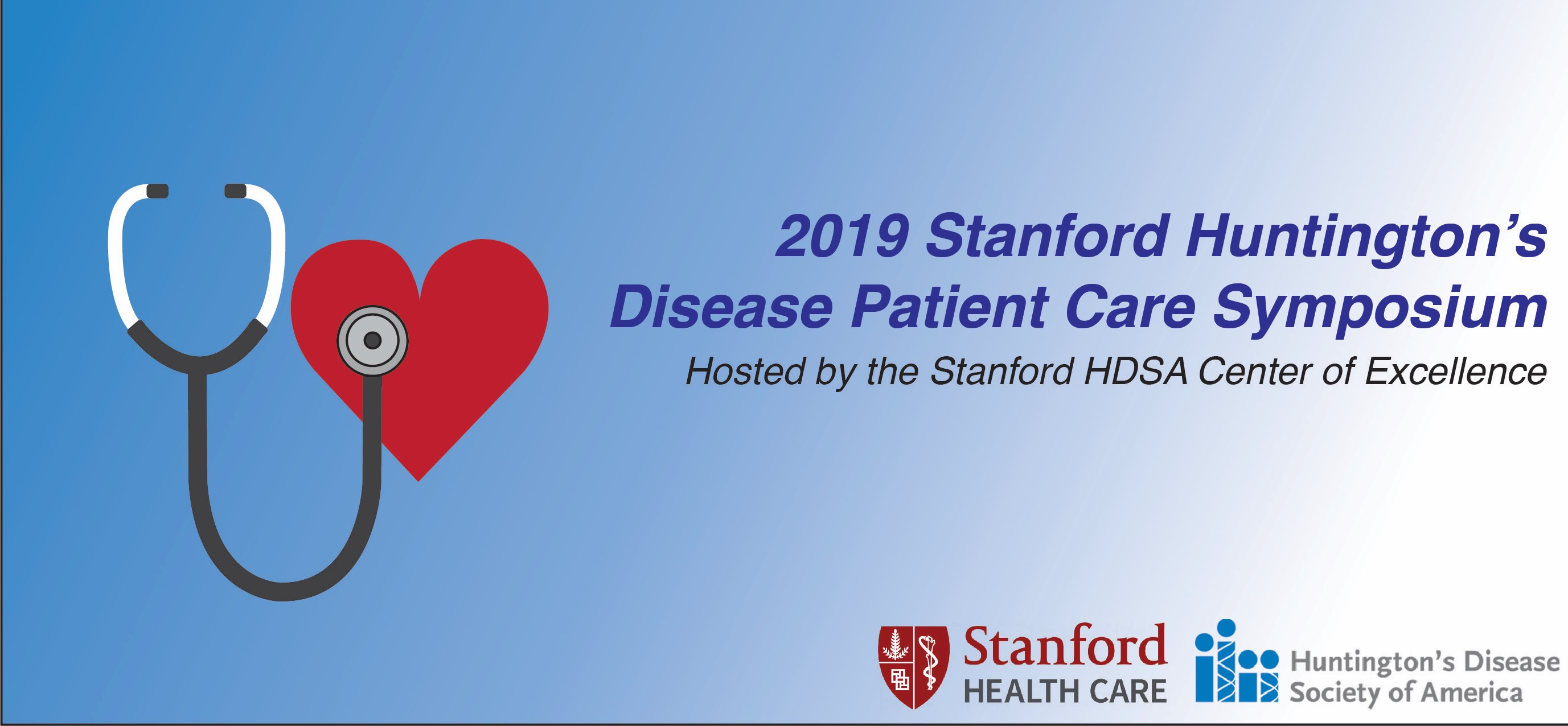 Stanford Huntington's Disease Patient Care Symposium